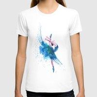 ballet T-shirts featuring Ballet by Zdenka Koskova