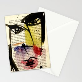 I See 16 by Kathy Morton Stanion Stationery Cards