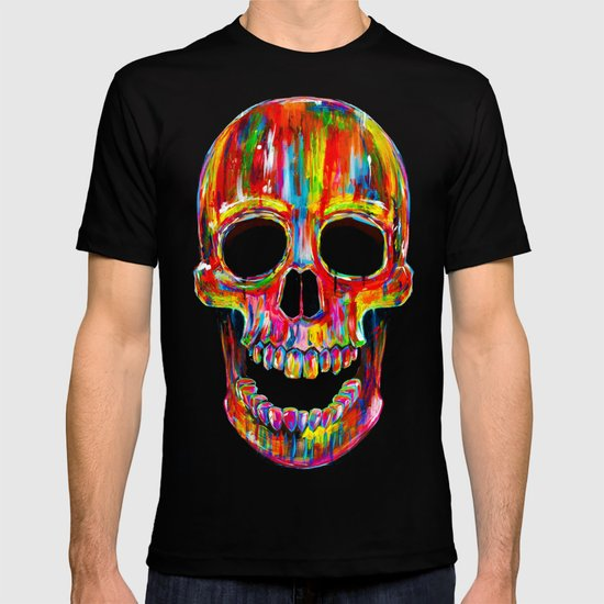 Chromatic Skull T-shirt