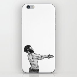 this is america iPhone Skin