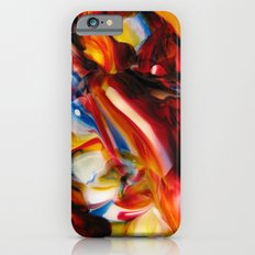 whirled piece iPhone 6s Slim Case