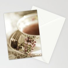 Afternoon Tea Stationery Cards