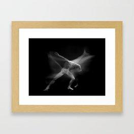 Dancing #3 Framed Art Print
