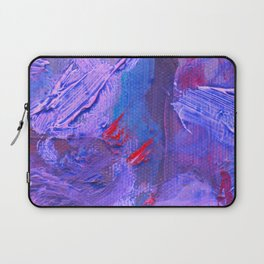Blue Base Laptop Sleeve