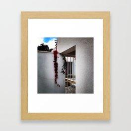 hope. Framed Art Print