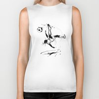 world cup Biker Tanks featuring World Cup 2014 by Kyle T Webster