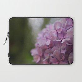 Purple hydrangea Laptop Sleeve