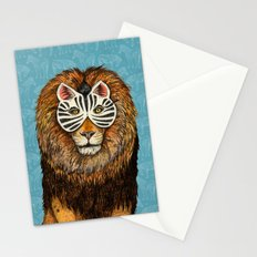ZebraLion Stationery Cards