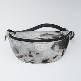 Stone is a hole Fanny Pack