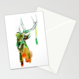 Deerface Stationery Cards