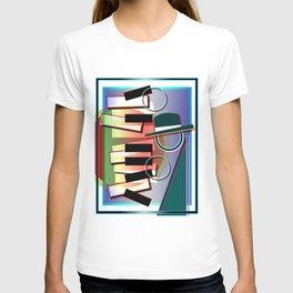 Tickling the Ivories T-shirt