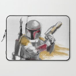 Boba Fett Laptop Sleeve