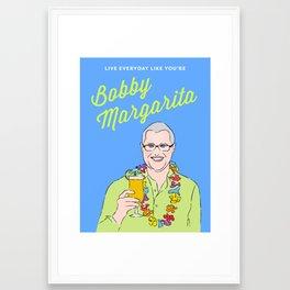 Bobby Margs Framed Art Print