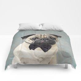 Mr Pug Comforters