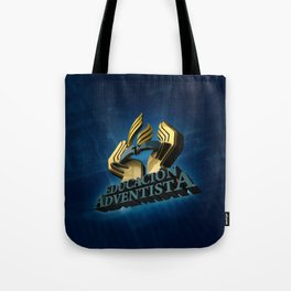 Educación Adventista Tote Bag