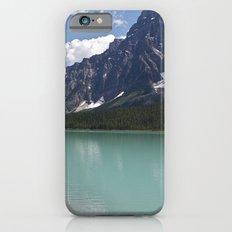 Blue Lake iPhone 6s Slim Case