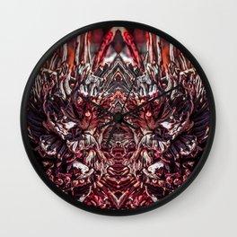 Overlord 4 Wall Clock