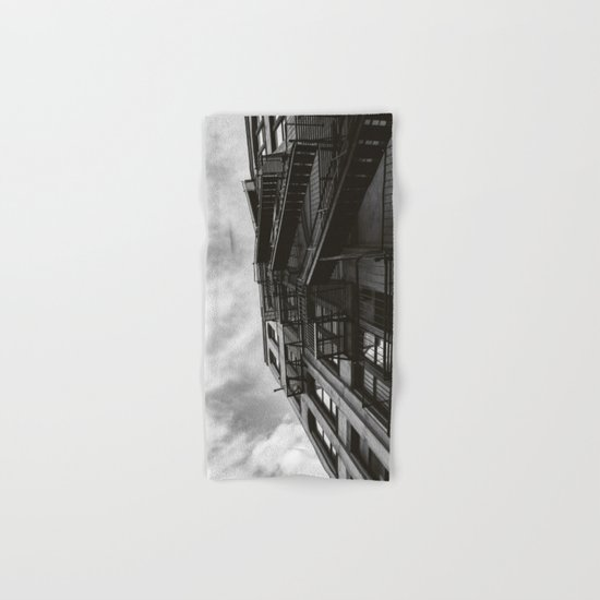 Brooklyn Architecture Hand & Bath Towel