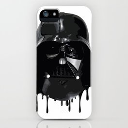 Dripping Vader iPhone Case