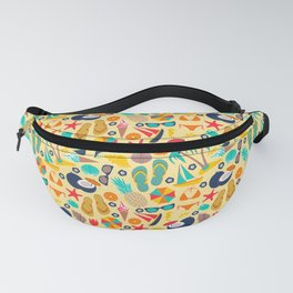 Summer Time (Yellow) Fanny Pack