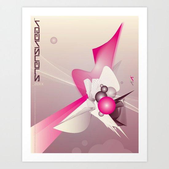 20xx Art Print
