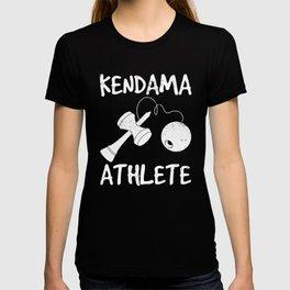 Japanese Toy Athlete Funny Kendama graphic T-shirt