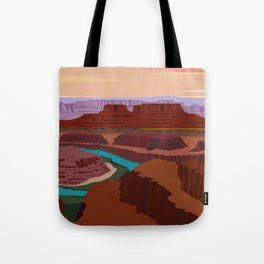 Magnificent Canyonlands National Park, Utah Tote Bag