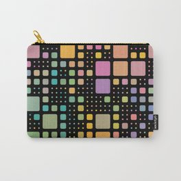 Pop Squares Carry-All Pouch