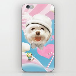 Your Smile iPhone Skin
