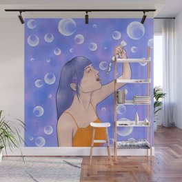 Take My Breath Away Wall Mural