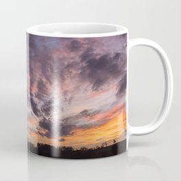 The Sunsets Glow Coffee Mug