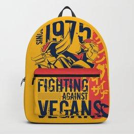 046 Grendizer Vegan Backpack