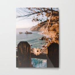 Big Sur Love 2 Metal Print