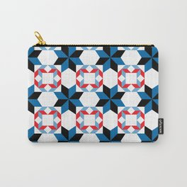 Blue Rhapsody - By  SewMoni Carry-All Pouch