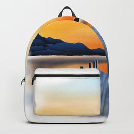 Sunset Lake Backpack