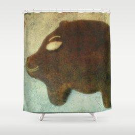 Mrranito1 Shower Curtain