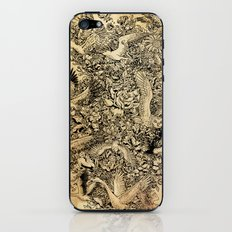 Blooming Flight iPhone & iPod Skin