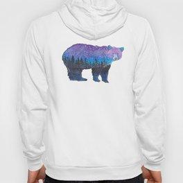 Galaxy Bear Hoody
