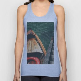 Next Stop: Adventure Unisex Tank Top