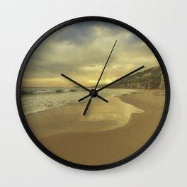 Summer Evening II Wall Clock
