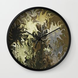 The Sequence of Distance Wall Clock