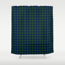 Forbes Tartan Plaid Shower Curtain
