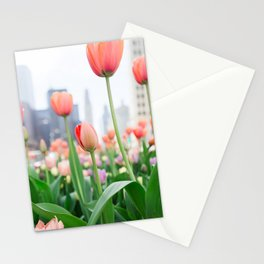 Tulip Town Stationery Cards