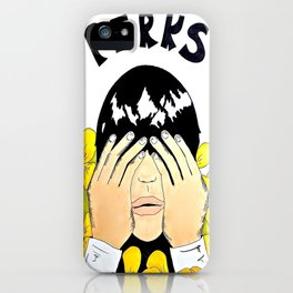 THE PERKS iPhone Case