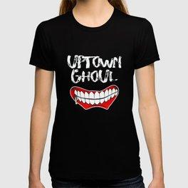Top fun Uptown Ghoul Halloween Design T-shirt