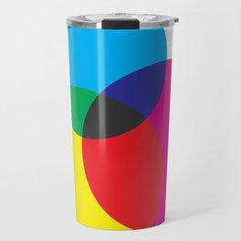CMYK Mixer Travel Mug