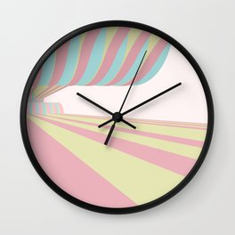 Neopolitan Wall Clock