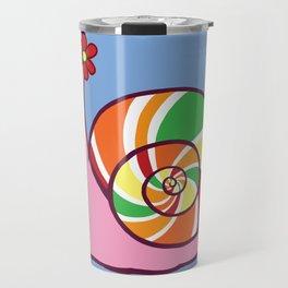 Sweetie Candie Snail Travel Mug