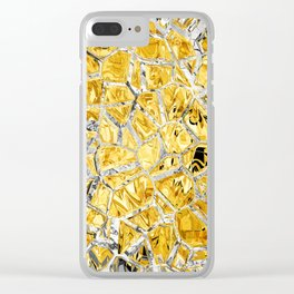 GOLDIE X Clear iPhone Case