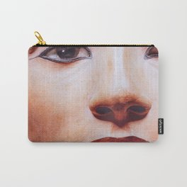 The Face of Nefertiti Carry-All Pouch